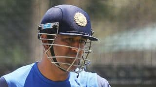 MS Dhoni to lead India in 2nd Test against Australia in Brisbane
