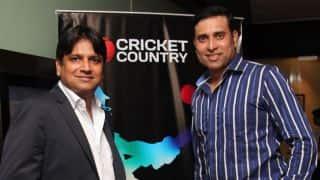 VVS Laxman joins CricketCountry.com as Chief Cricket Mentor