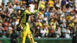 Steven Smith's stunning 164 powers Australia to 324/8