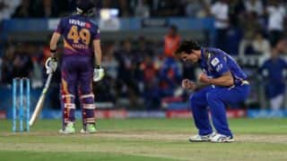 Parthiv credits Mitchell Johnson's final-over heroics for Mumbai Indians' (MI) success