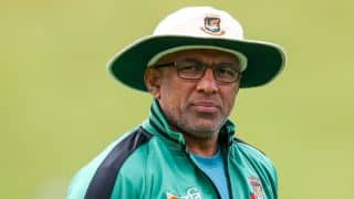 Hathurusingha: Bangladesh bowlers not used to long spells in Tests