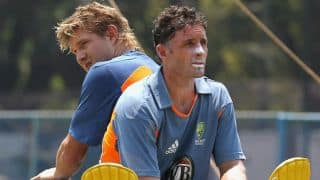 Michael Hussey backs out-of-form Shane Watson to shine at ICC World Cup 2015