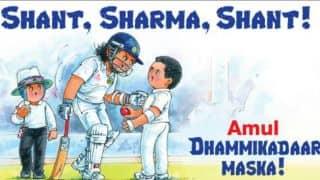 Ishant Sharma-Dhammika Prasad spat: Amul intervenes in matter during India vs Sri Lanka 2015, 3rd Test