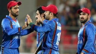 In Pictures: Afghanistan vs Bangladesh, 2nd T20I