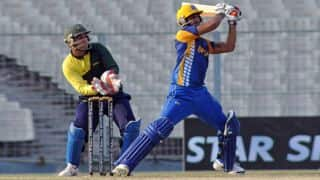 East Zone register 52-run win over North Zone