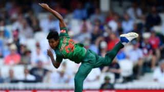 Mustafizur Rahman ruled out of 1st ODI between Bangladesh and South Africa
