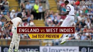 ENG vs WI, 3rd Test preview: Holder's once-belittled men eye glory