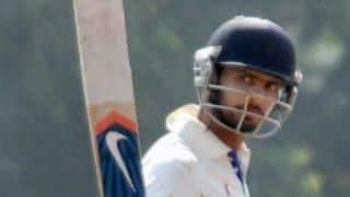 Ranji Trophy 2014-15: Mandeep Singh, Yuvraj Singh take Punjab towards solidity