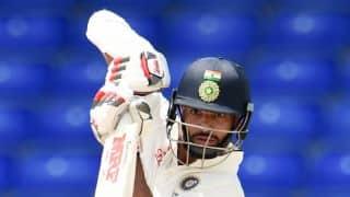 Ranji Trophy 2016-17, Round 7, day report and highlights: Delhi need 102 runs short of win vs Rajasthan