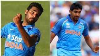 पुणे वनडे में भारतीय गेंदबाजों का जलवा, पहले 7 ओवर में कर दिया ये कारनामा