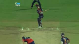 IPL 2016: George Bailey on Nathan Coulter-Nile bouncer -