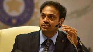 Selectors and team management on same page: MSK Prasad