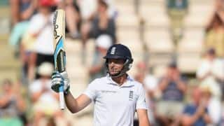 England bowlers unnerve Indian top order