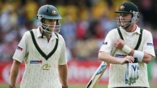 Simon Katich hits back at Michael Clarke's 'play tough Australian cricket' comment