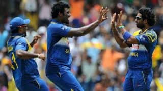 Sri Lanka announce squad for first three ODIs for India series