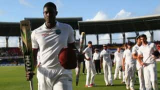 Live Cricket Scorecard: West Indies vs England 2015, 2nd Test at Grenada Day 1