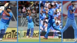 World Cup the focus as selectors pick India's ODI squad for Australia