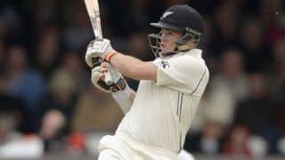 Tom Latham scores fifth Test half-century in 2nd Test against England at Headingley