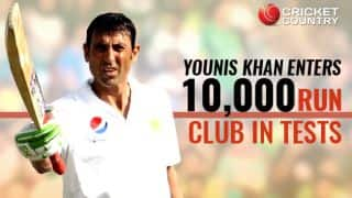 Infographic: Younis Khan and records galore