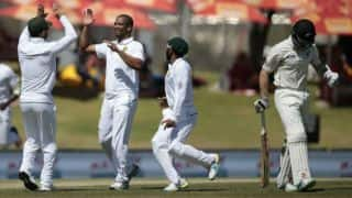 SA vs NZ, 2nd Test, Day 4
