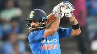 Virat Kohli first Indian batsman to score hat-trick of ODI centuries