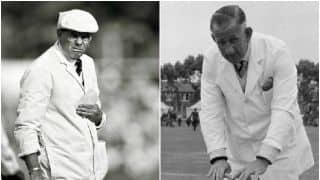 Dickie Bird or Arthur Jepson: Whose tall tale was the Wally Hammond-Charlie Barnett story?