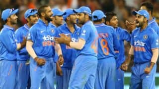 India cricket team's training session at Sydney cancelled due to wet conditions