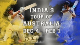 India to play 4 Tests, ODI tri-series in Australia from December 4, 2014