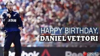 Daniel Vettori: 15 facts about the most successful left-arm spinner in Test history