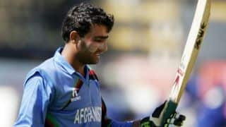Usman Ghani second youngest to hit ODI ton