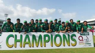 PHOTOS: PAK vs WI 2017, 4th T20I at Port of Spain