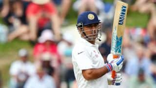 India vs England 1st Test: MS Dhoni says it was a good Test for his team