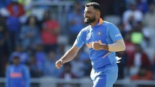 Mohammed Shami granted US visa after BCCI's intervention