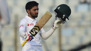 Mominul Haque 1st Bangladeshi to slam twin centuries in a Test