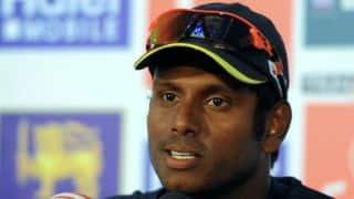 Angelo Mathews disappointed with Sri Lanka's defeat in Kumar Sangakkara's farewell match