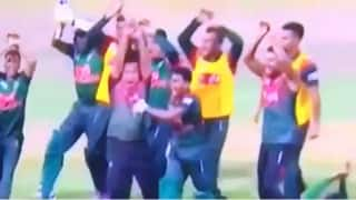 Harbhajan Singh shares hilarious video in response to Bangladesh's Naagin dance celebration