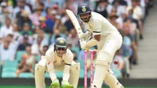 4th Test: Unflappable Cheteshwar Pujara carries India to 303/4