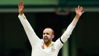 Nathan Lyon delighted after creating history as Australian off-spinner