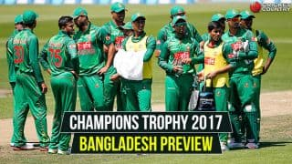 ICC Champions Trophy 2017, Bangladesh preview: Mashrafe Mortaza's men's opportunity to climb next level