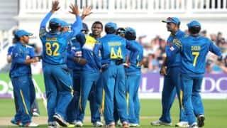 England vs Sri Lanka 2016, 4th ODI at The Oval: Visitors' likely XI