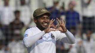2nd Test, Day 2: Bangladesh boss depleted Zimbabwe with Mushfiqur Rahim's record 219