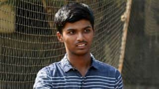 Pranav Dhanawade still awaits his scholarship grant from MCA