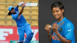 Deepti Sharma is more confident as an opener, says teammate Vanitha VR