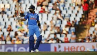 Virat Kohli breaks more records; India annihilate South Africa in 6th ODI at Centurion to lift series 1-5