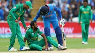 Champions Trophy: I kept bowling against India despite the pain, admits Wahab