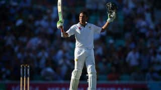 Younis Khan roots for resumption of India-Pakistan Test cricket