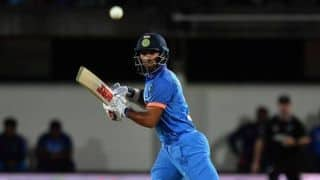 Competition within Indian team getting stiffer: Shikhar Dhawan