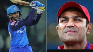 Brian Lara see glimpse of Virendra Sehwag in Prithvi Shaw