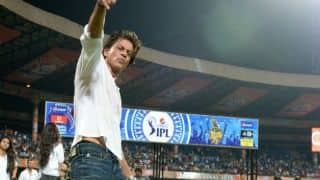 Shahrukh feels it is right time to introduce son AbRam to sports