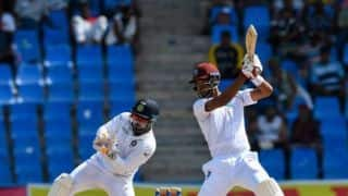 Most of our guys got starts, but we gave our wickets too easily: Roston Chase